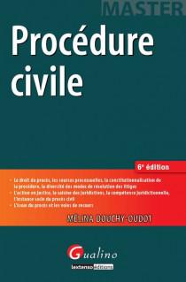 Master - Procédure civile