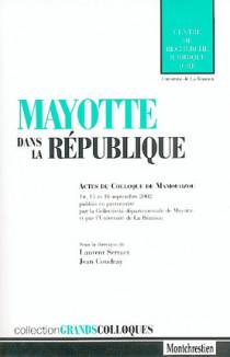 Mayotte dans la République