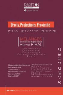 Mélanges en l'honneur du Professeur Hervé Rihal