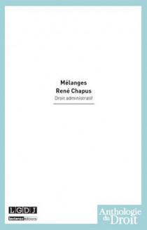 Mélanges René Chapus