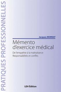 Mémento d'exercice médical