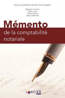 Mémento de la comptabilité notariale