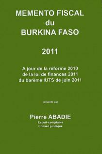 Memento fiscal du Burkina Faso 2011