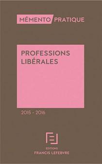 Mémento professions libérales 2015-2016
