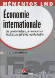 Mémentos LMD - Économie internationale