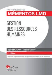 Mémentos LMD - Gestion des ressources humaines [EBOOK]