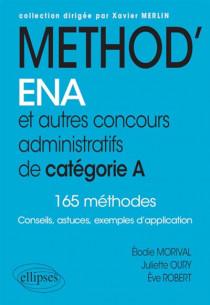 Method'ENA et autres concours administratifs de catégorie A