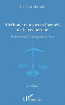Méthode et aspects formels de recherche
