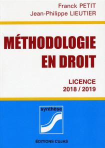 Méthodologie en droit