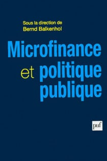 Microfinance et politique publique
