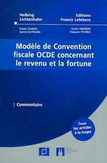Modèle de convention fiscale OCDE concernant le revenu et la fortune