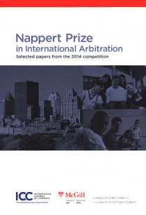 Nappert Prize in International Arbitration