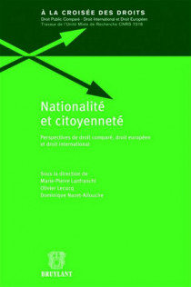Nationalité et citoyenneté