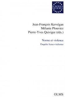 Norme et violence