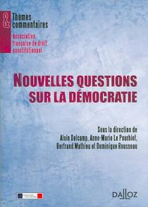 Nouvelles questions sur la démocratie