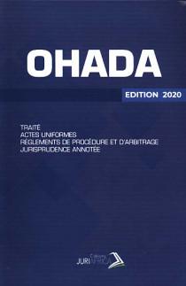 OHADA : code bleu - Edition 2020