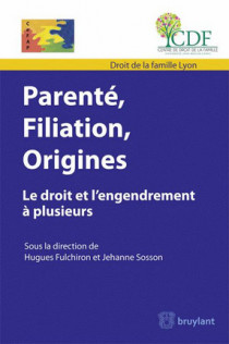 Parenté, Filiation, Origine