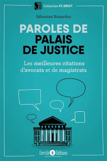 Paroles de palais de justice