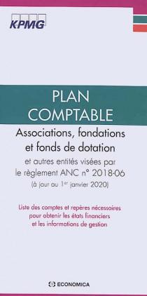 Plan comptable associations, fondations et fonds de dotation