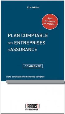 Plan comptable des entreprises d'assurance