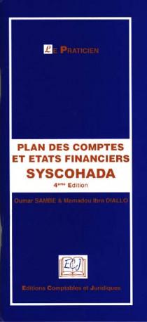 Plan des comptes et états financiers SYSCOHADA