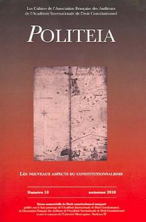 Politeia, automne 2010 N°18