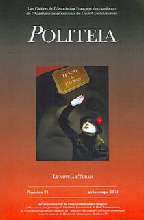 Politeia, printemps 2012 N°21