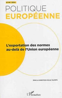 Politique européenne, 2014 N°46