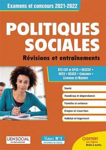 Politiques sociales : révisions et entraînements - Examens et concours 2021-2021