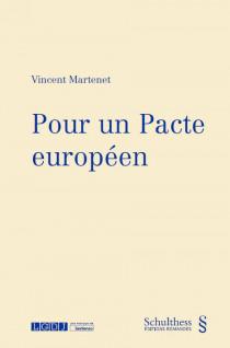 Pour un pacte européen