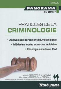 Pratiques de la criminologie