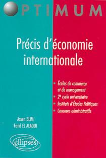 Précis d'économie internationale