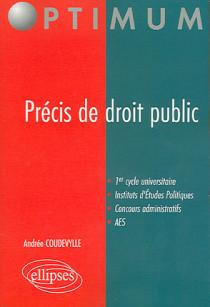 Précis de droit public