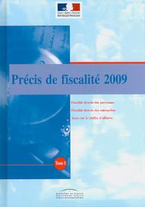 Précis de fiscalité 2009, 2 volumes
