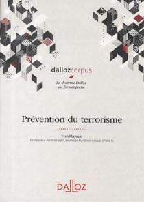 Prévention du terrorisme