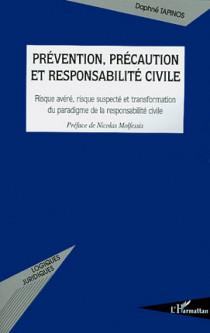 Prévention, précaution et responsabilité civile