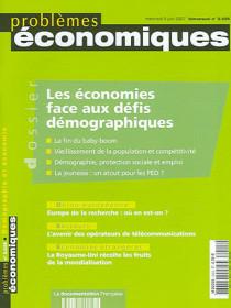 Problèmes économiques N°2.925
