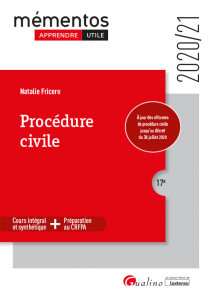 [EBOOK] Procédure civile