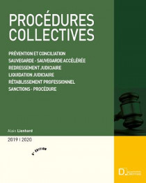 Procédures collectives 2019-2020