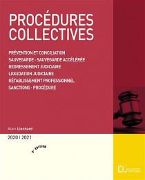 Procédures collectives 2020-2021