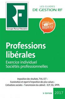 Professions libérales 2017