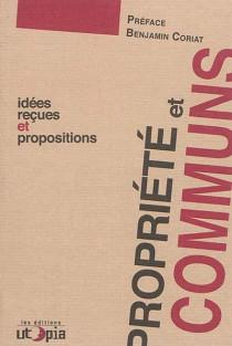 Propriété et communs