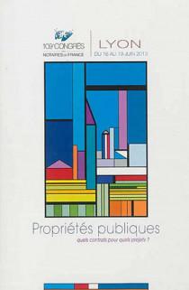 Propriété publique : quels contrats pour quels projets ?
