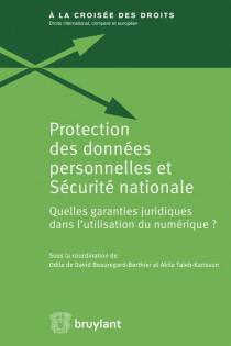 Protection des données personnelles et Sécurité nationale