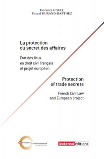 La protection du secret des affaires
