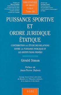 Puissance sportive et ordre juridique étatique