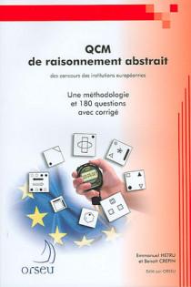 QCM de raisonnement abstrait des concours des institutions européennes