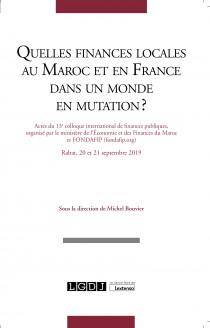 [EBOOK] Quelles finances locales au Maroc et en France dans un monde en mutation ?