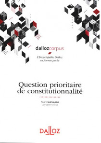 Question prioritaire de constitutionnalité