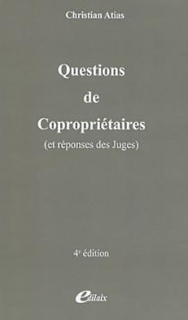 Questions de copropriétaires